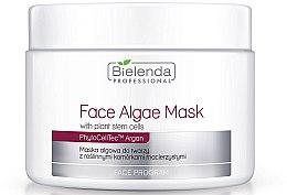 Духи, Парфюмерия, косметика Альгинатная маска для лица с материнскими клетками - Bielenda Professional Face Algae Mask