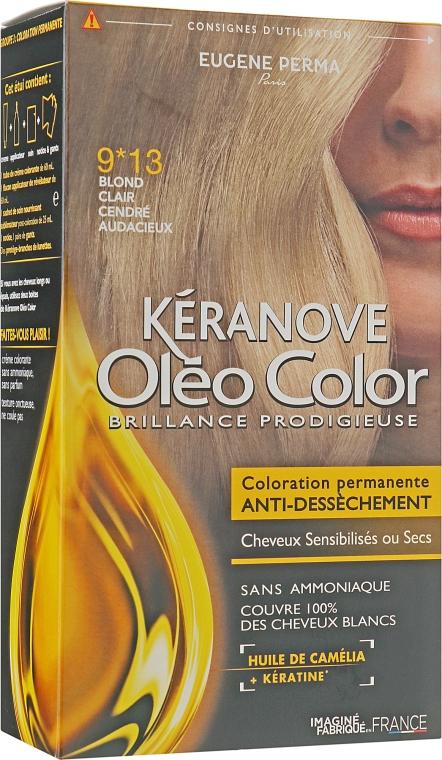Перманентная крем-краска для волос - Eugene Perma Keranove Oleo Color