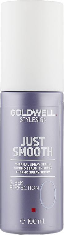 Спрей-сыворотка для термального выпрямления - Goldwell StyleSign Straight Sleek Perfection Thermal Spray Serum