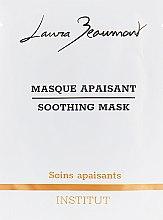 Духи, Парфюмерия, косметика Успокаивающая маска для лица - Laura Beaumont Soothing Mask