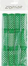 Духи, Парфюмерия, косметика Металлические бигуди зеленые, 24 мм - Comair