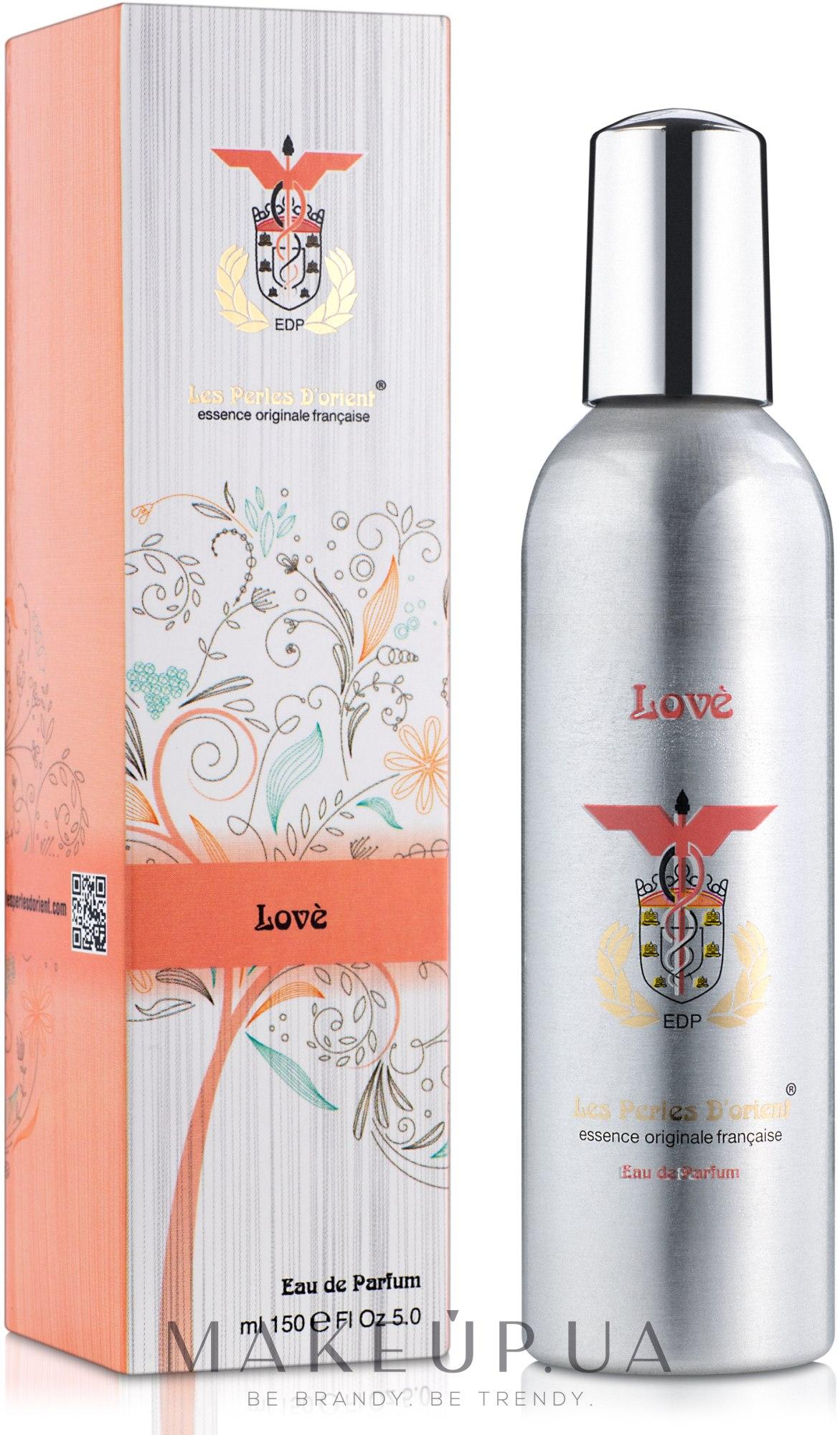 Les Perles d'Orient Love - Парфюмированная вода — фото 150ml