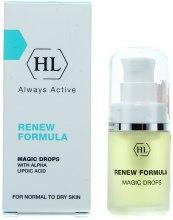 Духи, Парфюмерия, косметика Магические капли - Holy Land Cosmetics Renew Formula Magic Drops