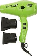 Духи, Парфюмерия, косметика Фен для волос - Parlux 3800 EcoFriedly Ceramic & Ionic Green (P38CIT)