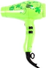 Духи, Парфюмерия, косметика Фен для волос - Parlux 3800 EcoFriedly Ceramic & Ionic Flower Edition Green (P38CIT)