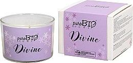 Духи, Парфюмерия, косметика Органическая свеча - PuroBio Cosmetics Home Organic Divine