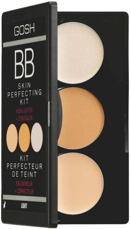 Палетка - Gosh BB Skin Perfecting Kit