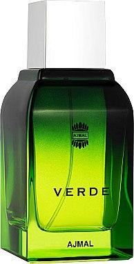 Ajmal Verde - Парфюмированная вода (тестер с крышечкой) — фото N1
