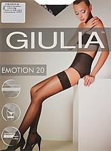 "Духи, Парфюмерия, косметика Чулки для женщин ""Emotion"" 20 Den, nero/navy - Giulia"