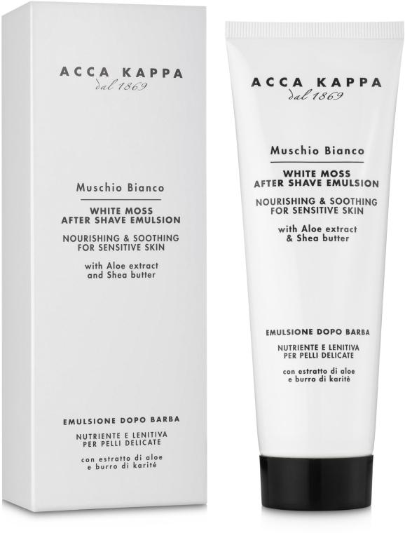 Емульсія після гоління - Acca Kappa White Moss After Shave Emulsion — фото N1