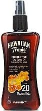 Духи, Парфюмерия, косметика Сухое масло для загара - Hawaiian Tropic Protective Dry Oil SPF20