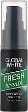 Духи, Парфюмерия, косметика Освежающий спрей для полости рта - Global White