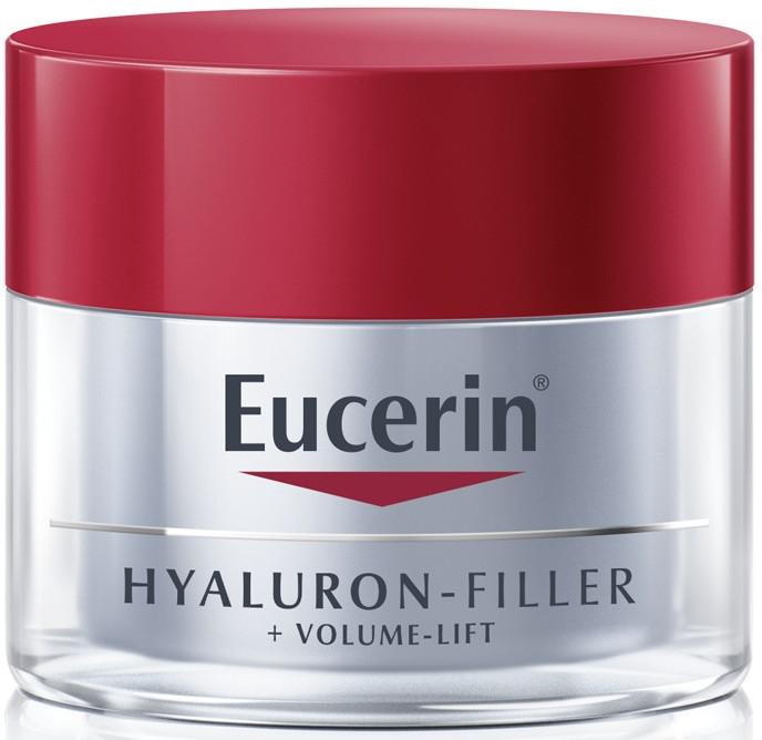 Дневной крем для нормальной и комбинированной кожи - Eucerin Hyaluron Filler Volume Lift Day Cream SPF15