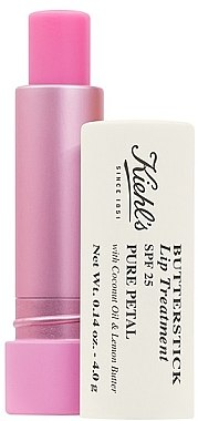 Бальзам для губ - Kiehl`s Butterstick Lip Treatment SPF 25 Pure Petal