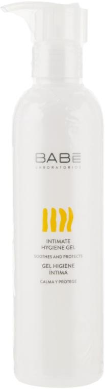 Гель для интимной гигиены с противовоспалительным действием - Babe Laboratorios Intımate Hygıene Gel