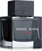 Парфумерія, косметика Lalique Encre Noire Sport - Туалетна вода (тестер з кришечкою)