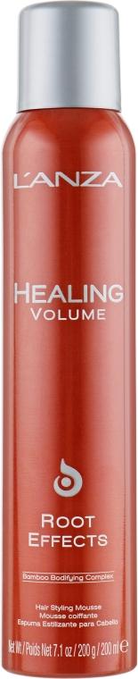 Мусс-спрей для прикорневого объема - L'anza Healing Volume Root Effects
