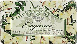 "Духи, Парфюмерия, косметика Натуральное оливковое мыло ""Жасмин"" - Olivos ZeyTeen Elegance Turkish Jasmine Soap"