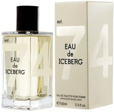 Духи, Парфюмерия, косметика Iceberg Eau de Iceberg Pour Femme - Туалетная вода