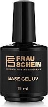 Духи, Парфюмерия, косметика Базовое покрытие для гель-лака - Frau Schein Base Gel UV
