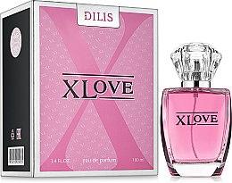 Духи, Парфюмерия, косметика Dilis Parfum La Vie XLove - Парфюмированная вода