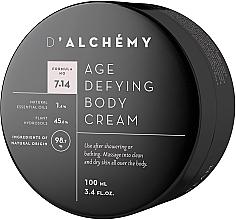 Духи, Парфюмерия, косметика Крем для тела - D'Alchemy Age Defying Body Cream