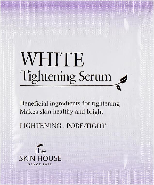 Сыворотка для сужения пор - The Skin House White Tightening Serum (пробник)