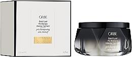 Духи, Парфюмерия, косметика Подготовительный шампунь для волос - Oribe Gold Lust Pre-Shampoo Intensive Treatment