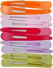 Зажимы пластиковые, 964087, разноцветные - SPL — фото N2