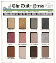 Духи, Парфюмерия, косметика Палетка теней - theBalm Foiled Again Eyeshadow Palette