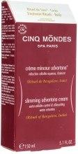Духи, Парфюмерия, косметика Крем для похудения с противоотечным действием - Cinq Mondes Slimming Udvartana Cream