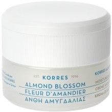 Духи, Парфюмерия, косметика Увлажняющий крем с соцветиями миндаля для нормальной и сухой кожи - Korres Almond Blossom Moisturising Cream