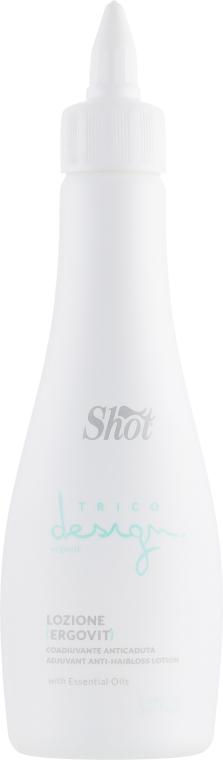 Лосьон против выпадания волос - Shot Trico Design Lotione Anti Hair-Loss