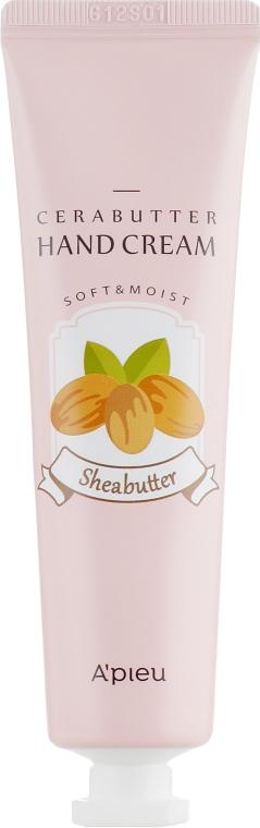 Крем с маслом ши для рук - A'pieu Cera Butter Hand Cream
