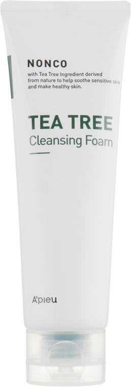 Очищающая пенка для проблемной кожи - A'pieu Nonco Tea Tree Cleansing Foam