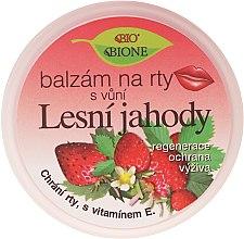 """Бальзам для губ """"Лісові ягоди"""" - Bione Cosmetics Lip Balm — фото N1"""