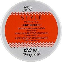 Волокнистий текстурувальний крем - Kaaral Style Perfetto Unfinished Texturizing Fiber Cream — фото N1