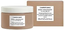 Духи, Парфюмерия, косметика Укрепляющий увлажняющий крем для тела - Comfort Zone Body Strategist D-Age Cream