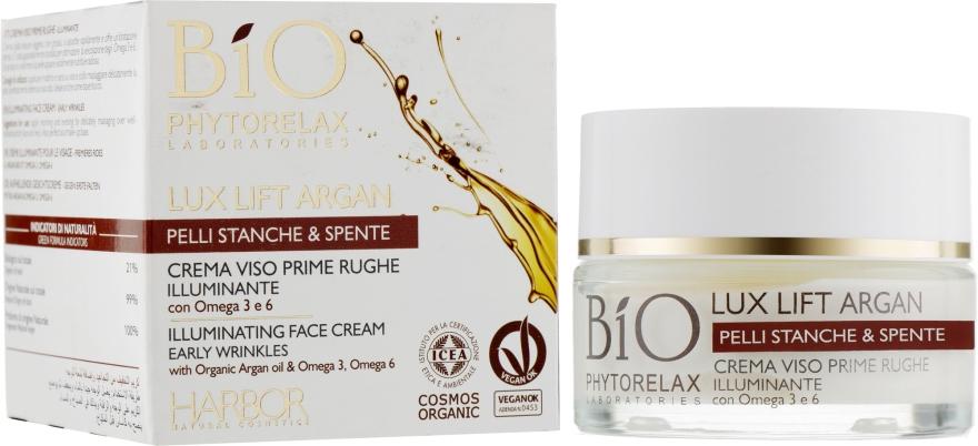 Крем для сияния кожи - Phytorelax Laboratories Bio Lux Lift Argan Cream