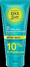 """Духи, Парфюмерия, косметика Гель после загара """"Охлаждение и успокоение"""" с D-пантенолом 10% - DAX Sun After Sun Aqua Touch Effect"""