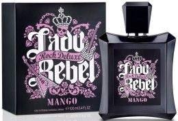 Духи, Парфюмерия, косметика Mango Lady Rebel Rock Deluxe - Туалетная вода