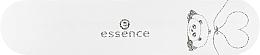 Духи, Парфюмерия, косметика Ароматная мини-пилочка для ногтей, белая с пандами - Essence Studio Nails Sweet Mini File