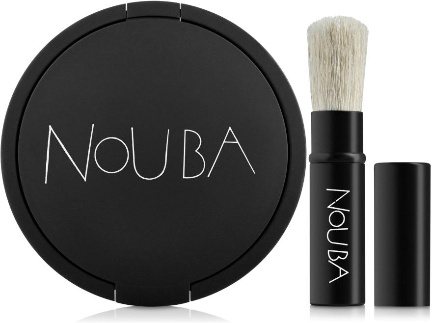 Пудра матуюча - NoUBA Boule Powder — фото N2