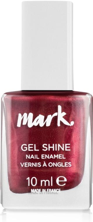 """Лак для ногтей """"Гель-эффект"""" - Avon Mark Gel Shine"""
