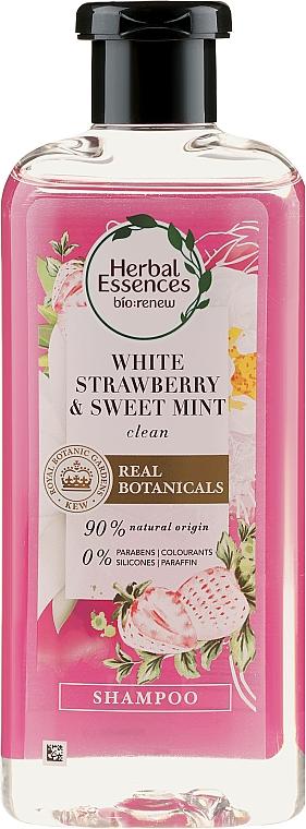 Шампунь для объема - Herbal Essences White Strawberry & Sweet Mint Shampoo