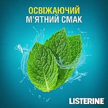 "Ополаскиватель для полости рта ""Свежая мята"" - Listerine — фото N5"