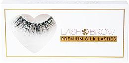 Духи, Парфюмерия, косметика Накладные ресницы - Lash Brow Premium Silk Lashes Wow Lashes
