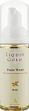 «Золота» очищуюча обліпихова піна - Anna Lotan Liquid Gold Foam Wash — фото N1