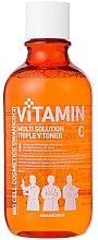 Духи, Парфюмерия, косметика Мультивитаминный восстанавливающий тонер - Swanicoco Multi Solution Vitamin Toner