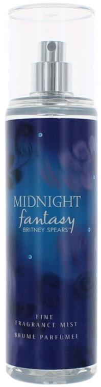 Britney Spears Midnight Fantasy - Парфюмированный спрей для тела